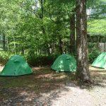 上高地でキャンプしてきた!森のリゾート小梨でデビュー