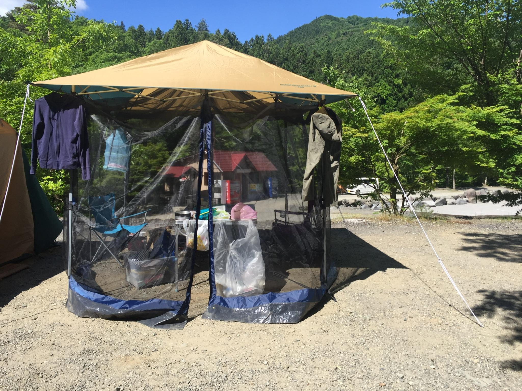 ゆるキャン△実写 第一話 ロケ地 本栖湖・浩庵キャンプ場