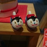 2018年の干支「戌」可愛い置物を中川政七商店で買いました