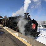 釧路のSL冬の湿原号に釧路駅から標茶駅往復で乗ってきた!