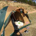 初心者にオススメ!コールマンのテントを3年使っての感想