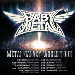 BABYMETAL 2019年Liveツアー日程&セットリスト一覧