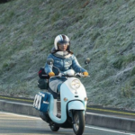 ゆるキャン△実写で志摩リン(福原遥)のバイクはヤマハVino(ビーノ)