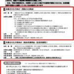 【フリーランス】コロナ影響による20万円の 貸付金の申請方法