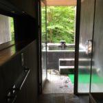 【宿泊レポ】箱根千條旅館の源泉掛け流しの客室露天風呂付が素晴らしかった!