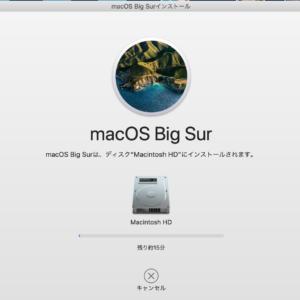 【mac os Big Sur】不具合エラー・バグ報告まとめ