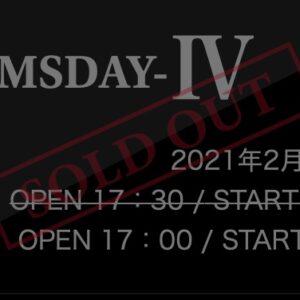 BABYMETAL 日本武道館4日目2021/2/17セトリ感想まとめ
