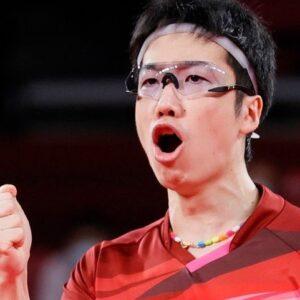 卓球水谷隼選手のサングラスのメーカーは?通販で買える?